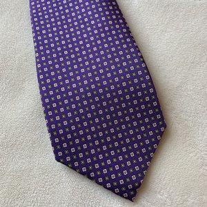 Lauren by Ralph Lauren silk tie